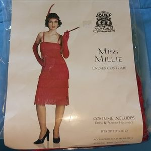 Franco Costume Culture Miss Millie Flapper Costume